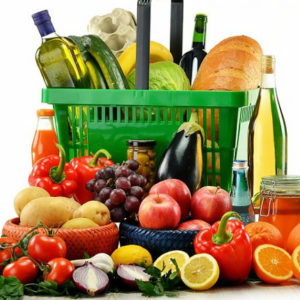 Импортные продукты питания