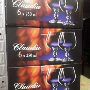 Наборы бокалов, рюмок, стаканов