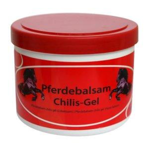 Конский гель Pferdebalsam mit chili Чили-Гель