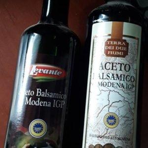 Бальзамический уксус Levante Oceto Balsamico di Modena 0,5 л.