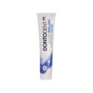 Паста зубная DM DontoDent Brillant Weiss 125мл.
