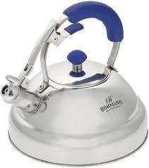 Чайник Bohmann BH 9984 со свистком 3.5л